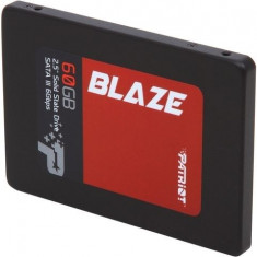Patriot SSD Blaze 60GB SATA III 6Gb/s, Speed 530/430MBs, 85K IOPS