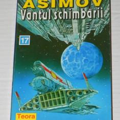 Vantul Schimbarii - Isaac Asimov (05196 - Carte SF
