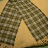 Fular lana 100% - Made in Italy / Fular barbati 155x 30 cm
