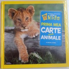 PRIMA MEA CARTE DESPRE ANIMALE, 2013 - Carte sport