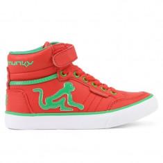 Adidasi copii DRUNKNMUNKY BOSTON VITAMINIX 210| RED/GREEN