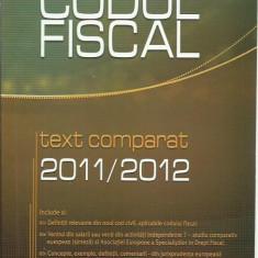 AS - CODUL FISCAL 2011/2012