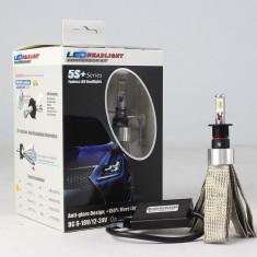Set becuri cu LED 5S+ H7 CANBUS 6000K 12v/24v - Led auto