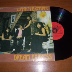 DREAM EXPRESS disc vinil LP vinyl pickup pick-up