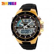 123123Ceas SUBACVATIC SKMEI S-Shock 5 Fashion SPORT JPN Functii Multiple Dual Time
