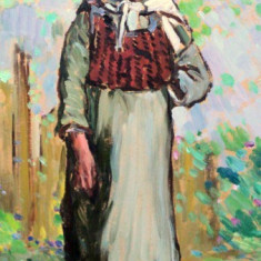 Apostol Manciulescu (1887 - 1962), Tarancuta - Pictor roman