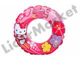 Colac de inot bebe cu Hello Kitty - 61cm