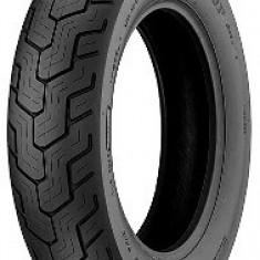 Motorcycle Tyres Dunlop D 404 F WWW ( 140/80-17 TT 69H Cu perete alb, wide white wall, M/C, Roata fata ) - Anvelope moto
