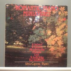 ROMANTIC PIANO MINIATURES :CHOPIN/LISZT......(OPUS/CZECH) - VINIL stare PERFECTA - Muzica Clasica Altele