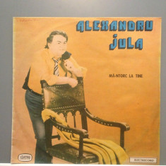 ALEXANDRU JULA - MA-NTORC LA TINE (EDE 03203/ELECTRECORD) - VINIL/stare F.BUNA - Muzica Pop