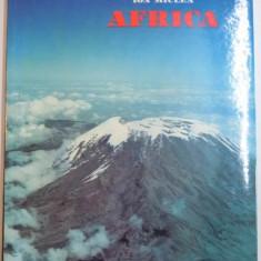 AFRICA de ION MICLEA - Carte Geografie
