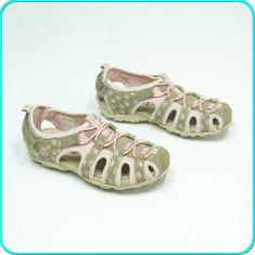 DE FIRMA → Sandale comode, aerisite, piele, de calitate, GEOX → fete | nr. 32 - Sandale copii Geox, Culoare: Din imagine, Piele naturala