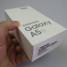 SAMSUNG A510F GALAXY A5 2016 ALB / WHITE SIGILATE !! GARANTIE 24 LUNI !! - Telefon Samsung, Neblocat, Single SIM