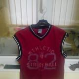 Vand Tricou Jerseu Jersey Maieu Maiou Echipament Baschet Basketball ca nou, Culoare: Rosu, Marime: S