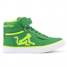 Adidasi copii DRUNKNMUNKY BOSTON VITAMINIX 211| GREEN/LIME