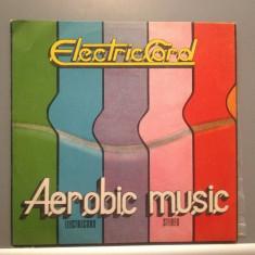 AEROBIC MUSIC (EDE 03081/ELECTRECORD ) - VINIL stare PERFECTA
