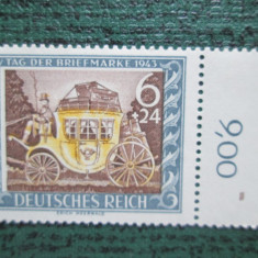 TIMBRE GERMANIA 1943--SET===MNH, Nestampilat