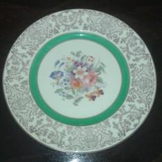 Farfurie decorativa portelan Victorian Johnson Bros England