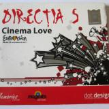 CD DIRECTIA 5 ALBUMUL CINEMA LOVE/CAT MUSIC 2010