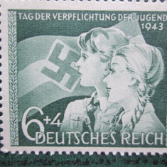 TIMBRE GERMANIA  1943--SET===MNH