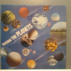 PASSING THE PLANETS - W.KULLMANN (ECE 03082/ELECTRECORD ) - VINIL stare PERFECTA - Muzica Ambientala