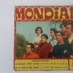 DISC VINIL MONDIAL - Muzica Folk