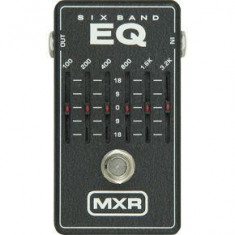 MXR M109 6-Band Graphic Equalizer