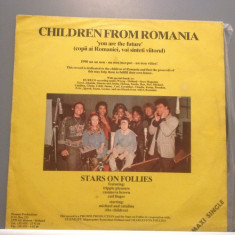 CHILDREN FROM... - DORU CAPLESCU(ESE 03786/ELECTRECORD ) - VINIL stare PERFECTA - Muzica Rock
