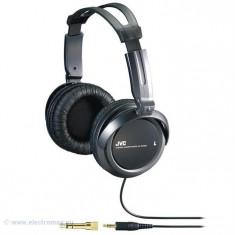 CASTI AUDIO JVC HA-RX300, Casti On Ear, Cu fir, Mufa 3, 5mm