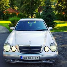 Mercedes E220 CDI Elegance, an 2001, Motorina/Diesel, 250000 km, 2148 cmc, Clasa E