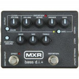 MXR M80 Bass Direct Box with Distortion