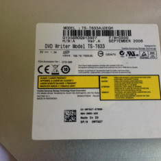 UNITATE OPTICA DVD DVD-RW SLOT LOAD TS T633 DELL 1535 1536 1537 1747 1630 1510 - Unitate optica laptop