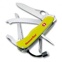 Briceag Victorinox Rescue Tool 0.8623.MWN + teaca - Briceag/Cutit vanatoare