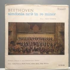 BEETHOVEN - SIMFONIA NR 9 -2LP BOX(ECE 0498/ELECTRECORD ) - VINIL stare PERFECTA - Muzica Clasica