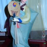 Gheisa lucrata manual originala din Korea de Sud