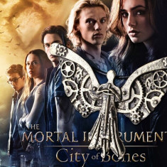 Pandantiv   Colier   Lantisor - Film THE MORTAL INTRUMENTS CITY OF BONES - Angel