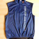 Vesta ciclism Biemme Gore Windstopper Feel Warm Feel Good Italy; XXL; ca noua - Echipament Ciclism, Tricouri