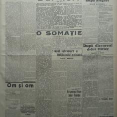 Epoca, ziar al Partidului Conservator, 24 Mai 1935, Perieteanu, Titulescu