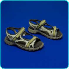 DE FIRMA → Sandale de calitate, usoare, DECATHLON Quechua → fetite | nr. 32 - 33 - Sandale copii, Culoare: Bej, Fete