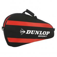Geanta Tenis Dunlop 3 Racket - Originala - Anglia - Dimensiuni L70 x W34 x D9