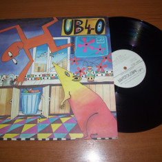 UB40-RAT IN THE KITCHEN disc LP vinil vinyl pick-up pickup - Muzica Reggae