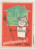 bnk cld Calendar de buzunar - 1970 - ADAS