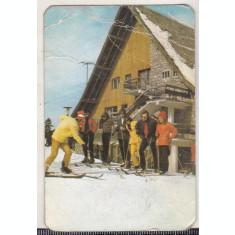 bnk cld Calendar de buzunar - 1977 - ADAS