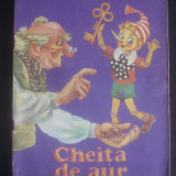 A. TOLSTOI - CHEITA DE AUR {cu ilustratii color} - Carte de povesti