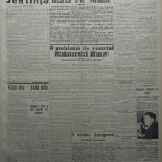 Epoca, ziar al Partidului Conservator, 21 Mai 1935, Ion Mihalache, Hagi Mosco