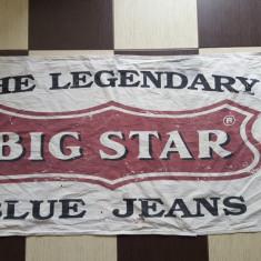 Reclama veche blugi big star