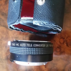 Toko mc auto tele converter 2x for NE - Teleconvertor Obiectiv Foto