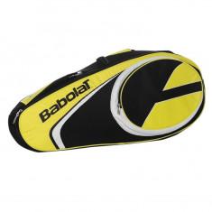 Geanta Tenis Babolat Club Line 3 Racket - Originala - Anglia - L74 x W33 x D14
