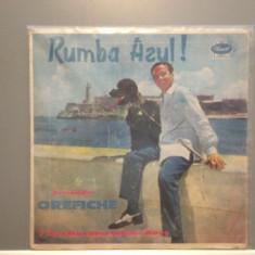 ARMANDO OREFICHE & Havana Cuban - RUMBA AZUL(PANART/CUBA) - VINIL stare F.BUNA