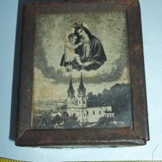 Iconita Manastirea Maria Radna (Lipova, Arad) anii '30